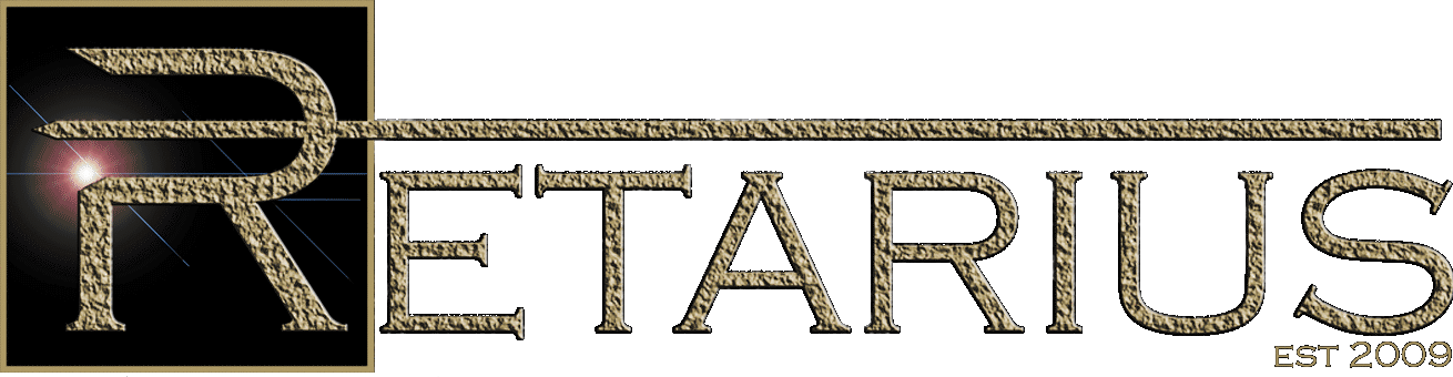 New Large Retarius Logo